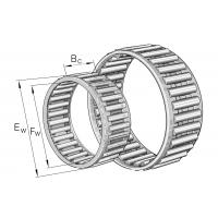 Игольчатые роликоподшипники без колец K50X55X13,5