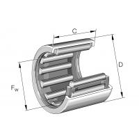 Игольчатые роликоподшипники с одним наружным штампованным кольцом SCH98